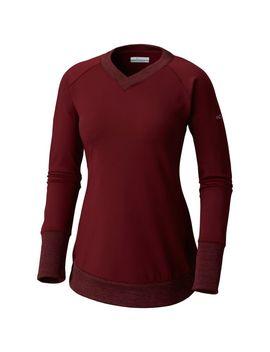 Women's Optic Got It™ V Neck Shirt by Columbia Sportswear