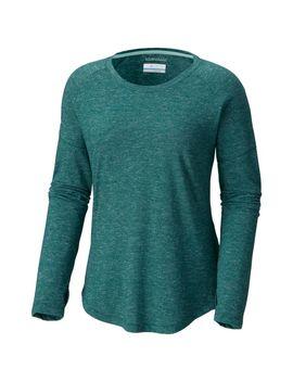 Women's Pilsner Peak™ Knit Long Sleeve Shirt by Columbia Sportswear