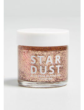 Lavender Stardust Glitter Pot In Lola by Modcloth