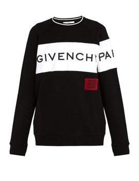 Oversized Logo Sweatshirt by Matches Fashion