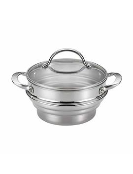 Anolon Classic Stainless Steel Universal Covered Steamer Insert by Anolon