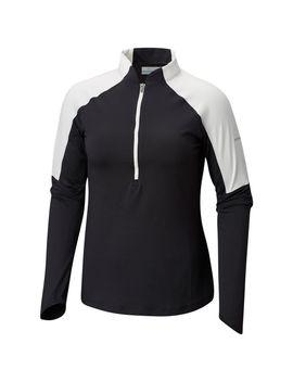 Women's Layer Upward™ Ii Half Zip Shirt by Columbia Sportswear
