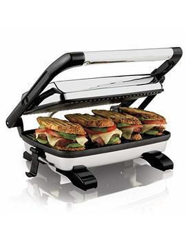Proctor Silex 25453 A Panini Press Gourmet Sandwich Maker by Proctor Silex
