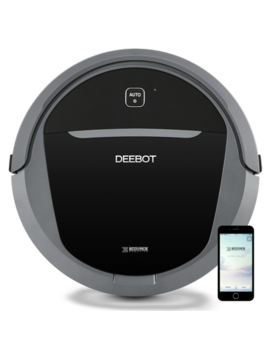 Ecovacs Deebot M81 Pro Wi Fi Connected Robotic Vacuum Cleaner by I Robot