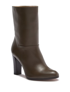 Rory Leather Ankle Boot by L.K. Bennett