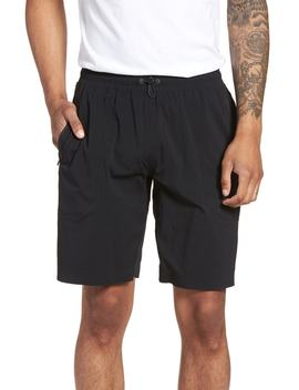 Stretch Nylon Shorts by Reigning Champ