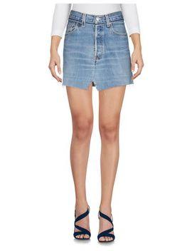 Vetements Denim Skirt   Jeans And Denim by Vetements