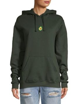 Avocado Hoodie by Adolescent Clothing