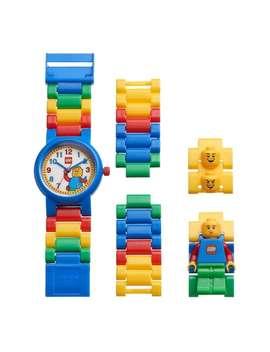 Lego Kids' Classic Minifigure Interchangeable Watch Set by Kohl's