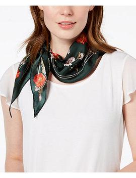 Alicia Silk Bandana Scarf by Lauren Ralph Lauren