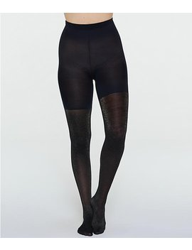 Metallic Shimmer Shaping Tights by Spanx