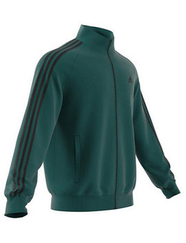 Men's Essentials Recycled Track Jacket by Adidas