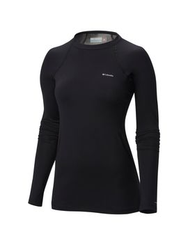 Women's Midweight Stretch Baselayer Long Sleeve Shirt by Columbia Sportswear