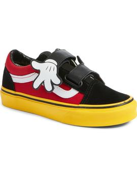 X Disney Mickey Mouse Old Skool V Sneaker by Vans
