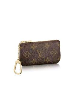 Brown Key Pouch Wallet by Louis Vuitton