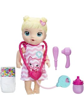 Baby Alive Better Now Bailey, Blonde Hair Doll, Ages 3 And Up by Baby Alive