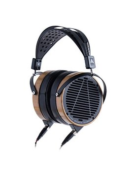 Audeze Lcd 2 Over Ear | Open Back Headphone | Bamboo Wood Rings | Leather by Audeze