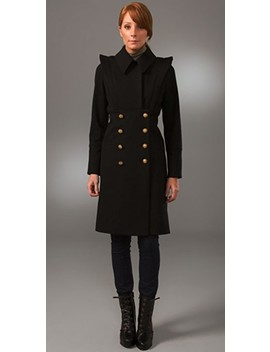 Military Coat by Smythe