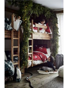 Постельное белье с фестонами by H&M