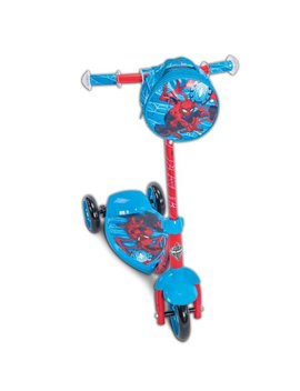 Marvel Spider Man Boys' 3 Wheel Preschool Scooter, By Huffy by Huffy
