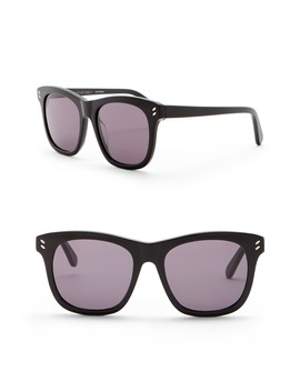 52mm Square Sunglasses by Stella Mc Cartney
