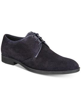Hugo Men's Boheme Suede Lace Up Derby Shoes by Hugo Boss