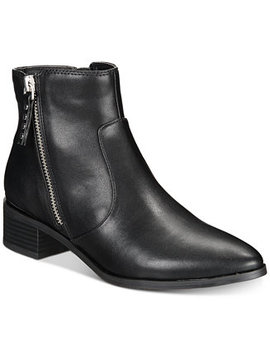 Maisy Ankle Booties, Created For Macy's by Material Girl