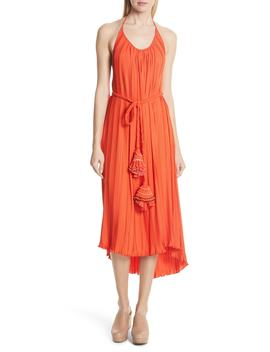 Sambuca Halter Dress by Rachel Comey