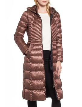 Lust Long Puffer Coat by Bernardo
