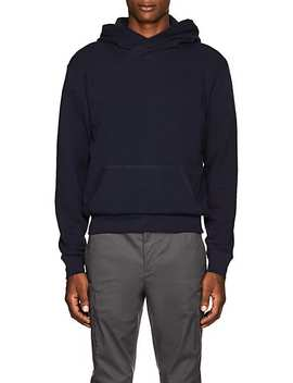 Cotton Terry Hoodie by Atm Anthony Thomas Melillo