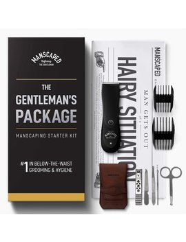 The Gentleman's Package by Manscaped