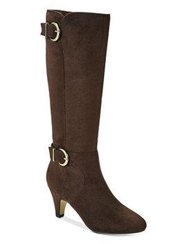 Toni Ii Wide Calf Boots by Bella Vita
