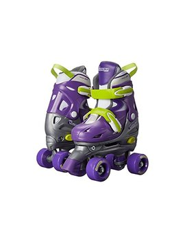 Chicago Kids Adjustable Quad Roller Skates   Purple by Chicago Skates