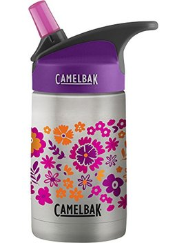 Camel Bak Eddy Kids Vacuum Stainless Water Bottle, 12oz by Camel Bak