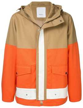 Hooded Coat by Ports V