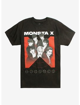Monsta X Logo T Shirt by Hot Topic