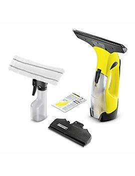 Kärcher Window Vac Wv5 Premium Incl. Accessories, Window Cleaner For Windows, Tiles, Shower & Cabinets And Exchangeable Battery by Kärcher