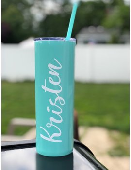 Stainless Steel Tumbler, Personalized Tumbler, Custom Cup, Stainless Steel, Tumbler, Insulated Cup, Insulated Tumbler, Bachelorette Cups by Etsy