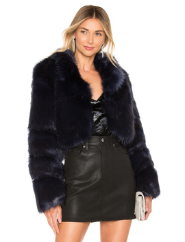 Kaitlyn Faux Fur Jacket by About Us