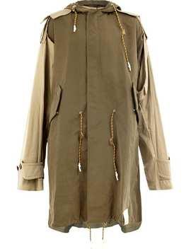 Hooded Coat by Maison Mihara Yasuhiro