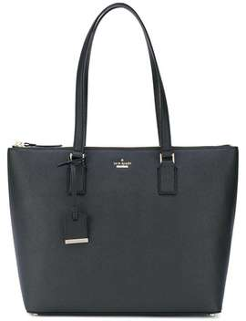 Logo Plaque Tote Bag by Kate Spade