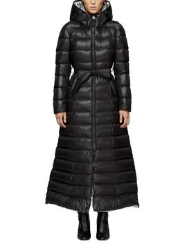 Long Water Resistant Down Puffer Coat by Mackage