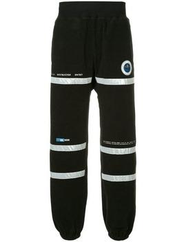 Astronautics Agency缝饰运动裤 by Undercover