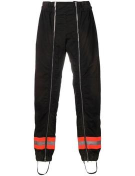 反光裤脚长裤 by Calvin Klein 205 W39nyc