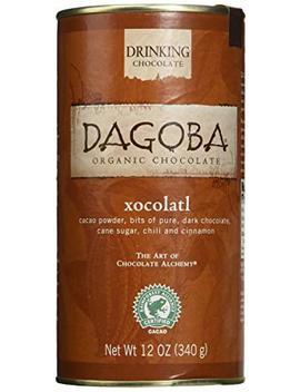 Dagoba Organic Xocolatl Drinking Chocolate, 12 Ounce Canister by Dagoba