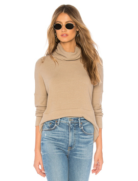Boxy Turtleneck Sweater by Lna
