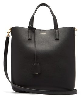 Shopping Toy Leather Tote Bag by Matches Fashion