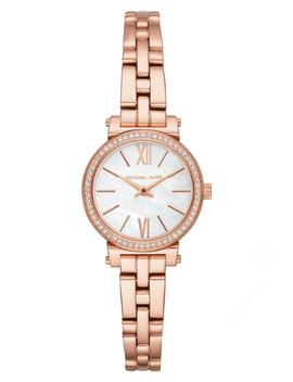 Sofie Bracelet Watch, 26mm by Michael Kors