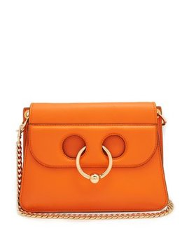 Pierce Mini Leather Cross Body Bag by Matches Fashion