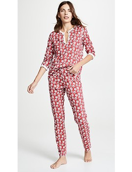 Bearry Holidays Pajamas by Roller Rabbit